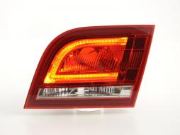 Spare parts taillight LED right Audi A3 Sportback (8PA) Yr. 09-12 red/clear