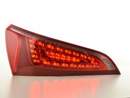 rear Light spare parts LED left Audi Q5 (8R) Yr. 08-12