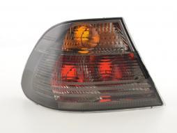 Rückleuchte Design gebraucht für BMW 3er Coupe (Typ E46) Bj. 99-02 schwarz Kotflügel links