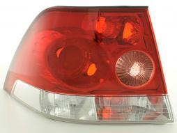Zubehör Rückleuchte links Opel Astra H Stufenheck Bj. 08- rot/klar