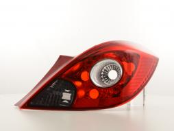 Spare parts taillight right Opel Corsa D Yr. 06-07