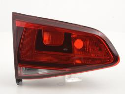 Spare parts taillight left VW Golf 7 Yr. from 2012 black