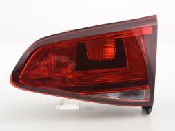 Verschleißteile Rückleuchte rechts VW Golf 7 Bj. ab 2012 rot/schwarz