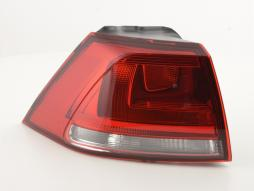 Spare parts taillight  left VW Golf 7