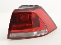 Verschleißteile Rückleuchte rechts VW Golf 7 Bj. ab 2012 schwarz