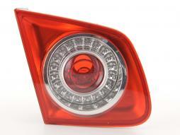 Zubehör Rückleuchte links VW Jetta 5 Bj. 05-10 rot/klar