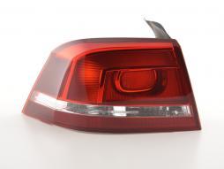Spare parts taillight left VW Passat 3C saloon Yr. 2010-