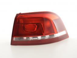 Verschleißteile Rückleuchte rechts VW Passat Variant (3C) Bj. 11- rot/klar
