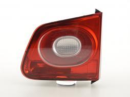 Verschleißteile Rückleuchte rechts VW Tiguan (5N) Bj. 07-11 rot/klar
