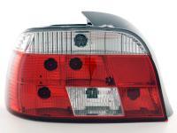 feux arrières pour BMW Série 5 E39 berline An 95-03, chrome