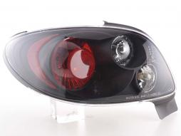 Taillights Peugeot 206 CC type 2*** Yr. 99-06 black