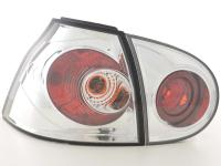 Taillights VW Golf 5 type 1K Yr. 03-08 chrome