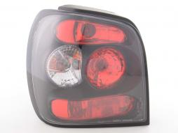 Taillights VW Polo type 6N2 Yr. 99-01 black