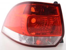Zubehör Rückleuchte links VW Golf 6 Variant Bj. 09- rot/klar
