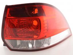 Spare parts Taillights right VW Golf 6 Variant Yr. 09- red/clear