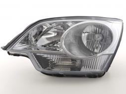 Verschleißteile Scheinwerfer links Opel Antara Bj. 06-, chrom
