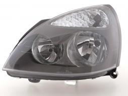 Spare parts headlight left Renault Clio (type B) Yr. 01-03