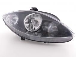 Spare parts headlight right Seat Leon (Typ 1P) Yr. 05-