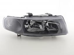 Spare parts headlight right Seat Leon/Toledo (type 1M) Yr. 99-05