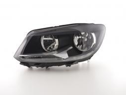 Verschleißteile Scheinwerfer links VW Touran (GP2) Bj. 10-14 schwarz