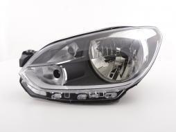 Verschleißteile Scheinwerfer links VW up! Bj. ab 2011 chrom
