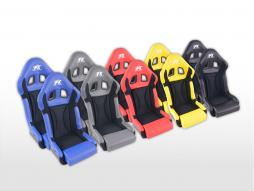 Sportseat Set Race 1 black