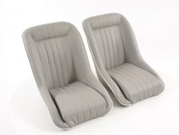 FK Sportseat Auto Bucket seats Set in Motorsport-look