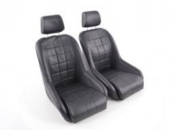 FK sport sièges baquets Motorsport-look