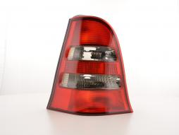 Spare parts taillight left Mercedes-Benz A-Class (168) Yr. 02