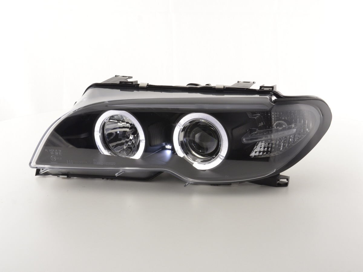 tuning shop scheinwerfer bmw 3er e46 coupe cabrio bj 03. Black Bedroom Furniture Sets. Home Design Ideas