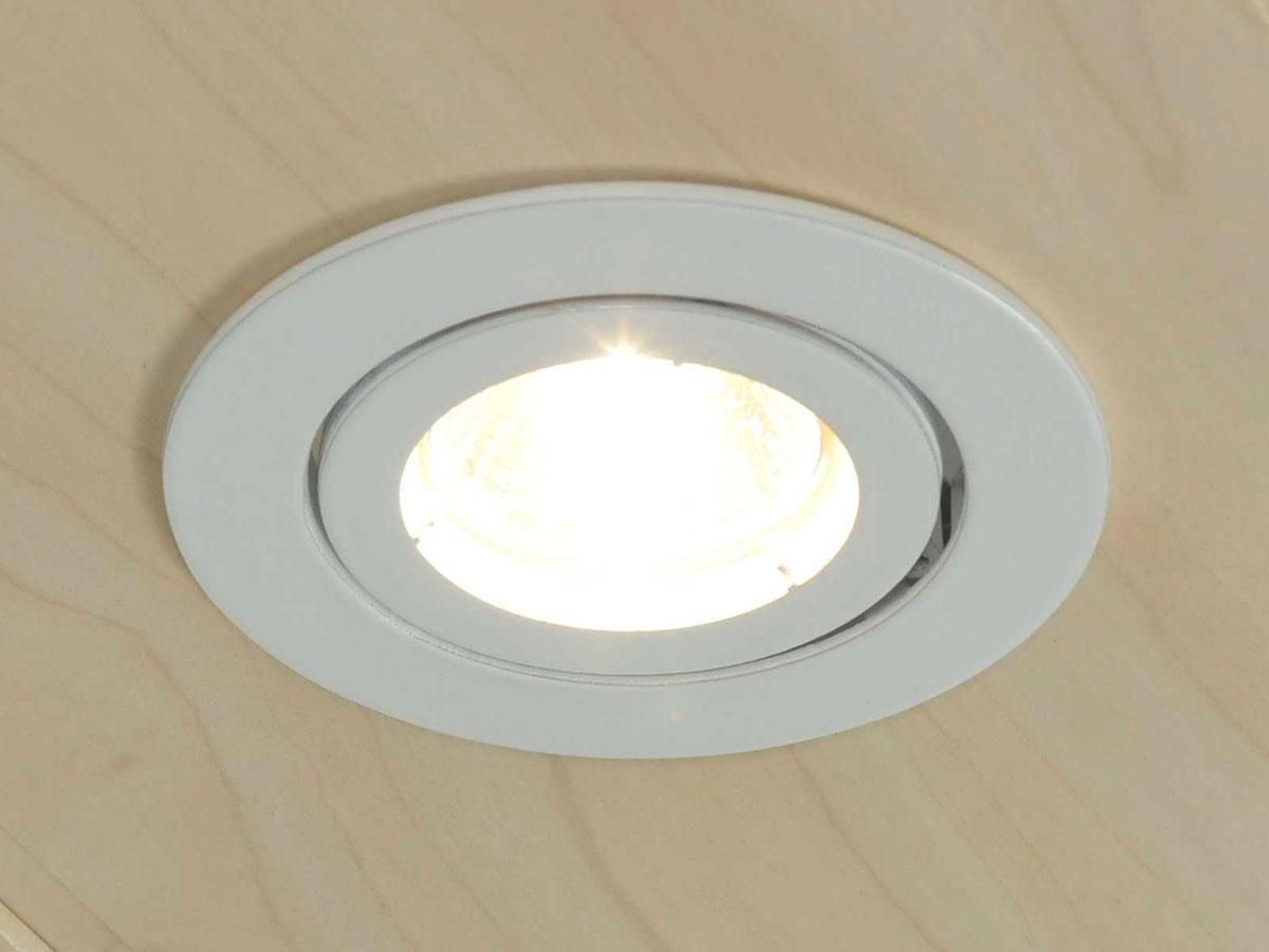 Tuning shop luces empotradas brillo medida aprox 105 - Luces empotradas techo ...