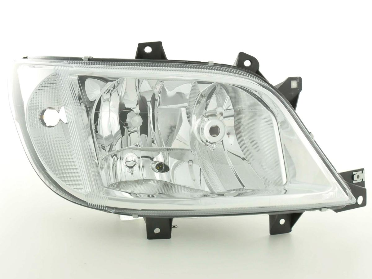 Fk automotive tuning shop spare parts headlight right for Mercedes benz sprinter parts and accessories