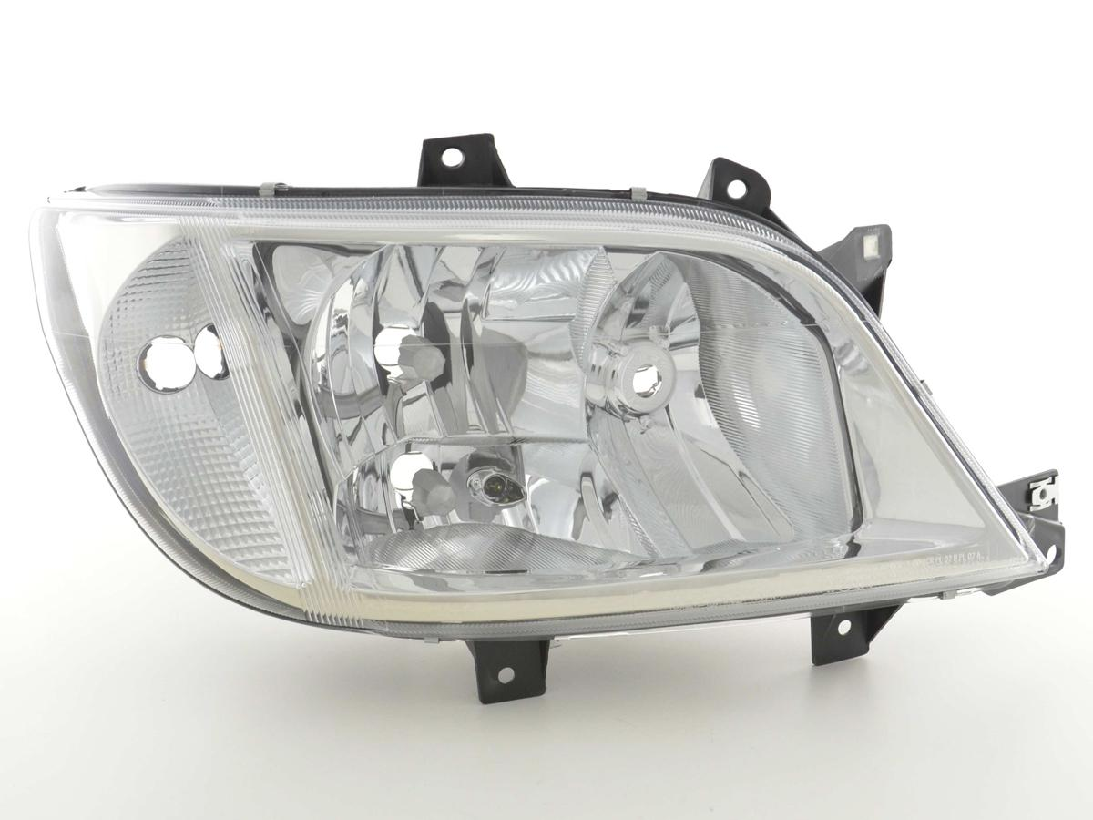 Fk automotive tuning shop spare parts headlight right for Spare parts mercedes benz