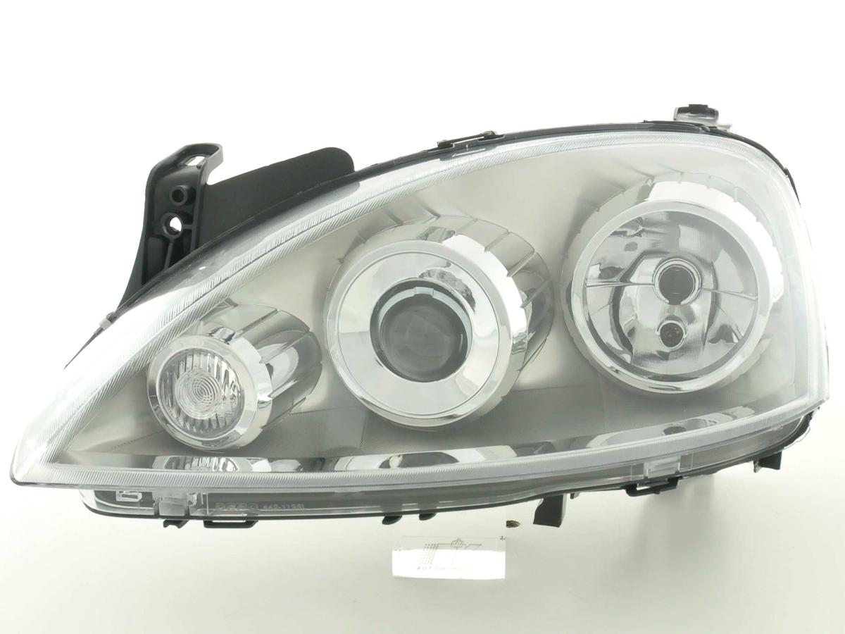 fk automotive tuning shop spare parts headlight left. Black Bedroom Furniture Sets. Home Design Ideas