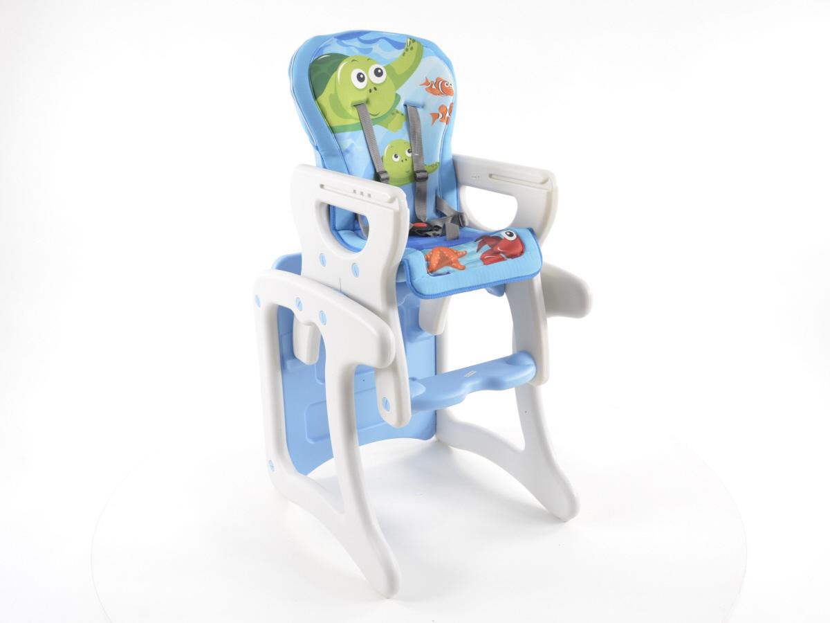 tuning shop kinderhochstuhl kindersitz f r zu hause blau. Black Bedroom Furniture Sets. Home Design Ideas