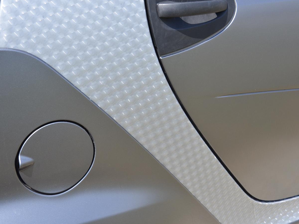 Tuning shop auto folie 3d transparent selbstklebend 1 for Designfolie selbstklebend