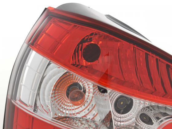 miniatura 2 - Design 2  faros  lights ARRIÈRE FEUX  Audi A3 (8L) 96-00 4053029202623