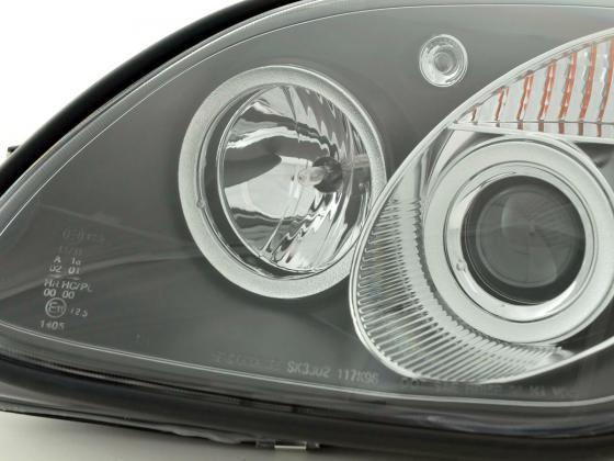 tuning shop scheinwerfer mercedes slk typ r170 bj 96 97. Black Bedroom Furniture Sets. Home Design Ideas