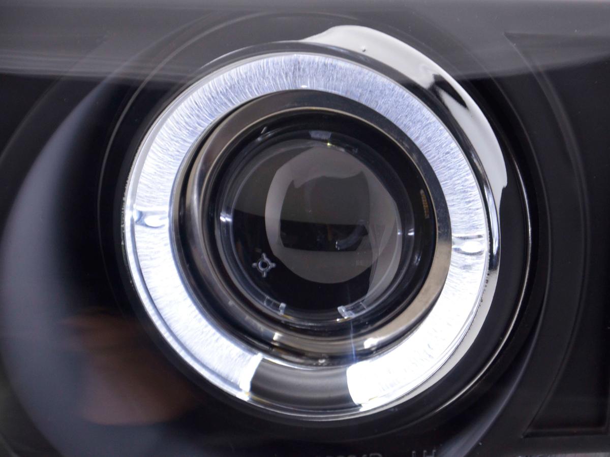 tuning shop scheinwerfer bmw 3er limo typ e46 bj 98 01 schwarz online kaufen. Black Bedroom Furniture Sets. Home Design Ideas