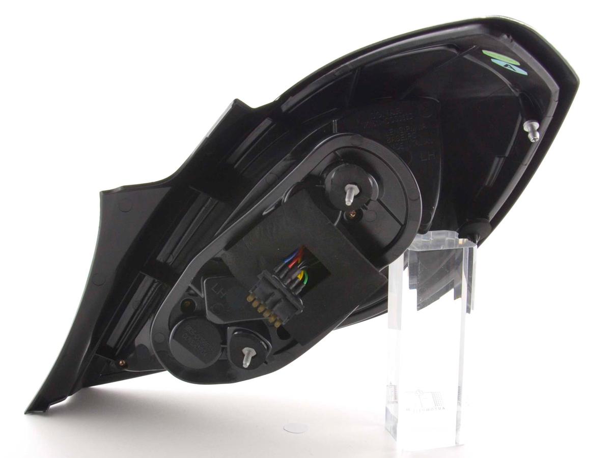 tuning shop led r ckleuchten opel corsa d 3 t rig bj 06 10 schwarz online kaufen. Black Bedroom Furniture Sets. Home Design Ideas